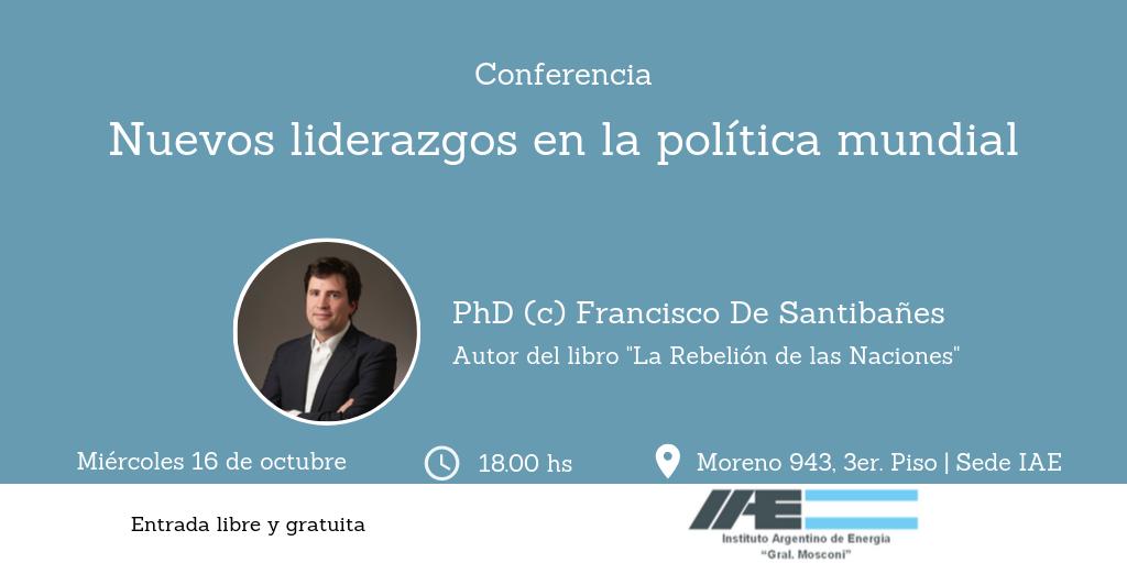 Conferencia Argentina en la política mundial